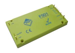 high voltage high power density dc dc converter for capacitor charging applications f501 385 500w high voltage dc dc converter powerstax