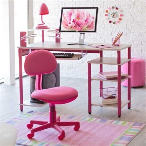 Pink Office Desk Office Chairs Desk Design With Pink Of The Room Computer Desk Images 09 Chair Design