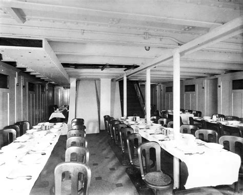 Titanic Third Class Dining Room by Titanic History Facts And Stories Titanic Belfast