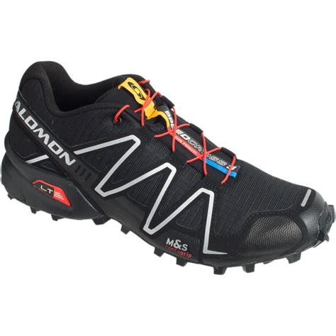 solomon trail running shoes salomon speedcross 3 trail running shoe s