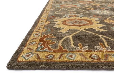 lolio rugs loloi underwood un 01 charcoal gold rug