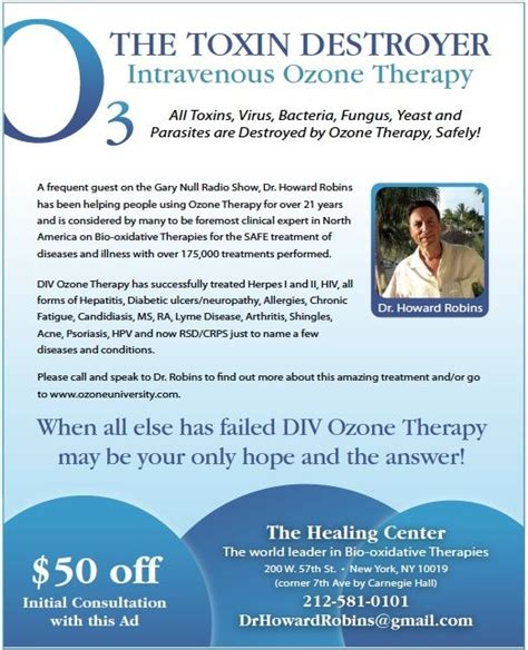 Ozone Therapy Lead Detox by 1000 Images About Healing Ozone Oxygen On