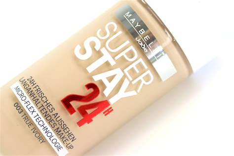 Make Up Maybelline maybelline stay 24h