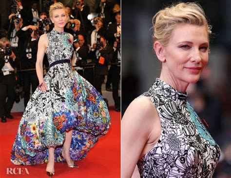 Catwalk To Carpet Cate Blanchett Carpet Style Awards by Cate Blanchett In Katrantzou Cold War Zimna Wojna