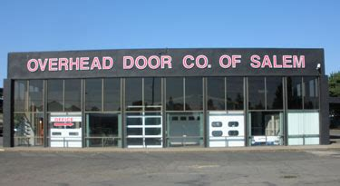 Salem Overhead Door About Overhead Door Company Of Salem Oregon