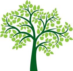 family tree genealoy and backgrounds clipart family