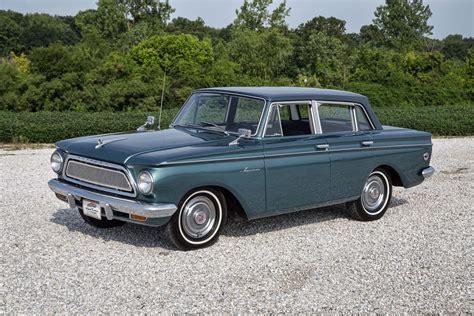 rambler car 1963 american rambler fast lane classic cars