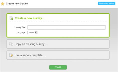 Create A Survey - review of surveymoz survey software reviews