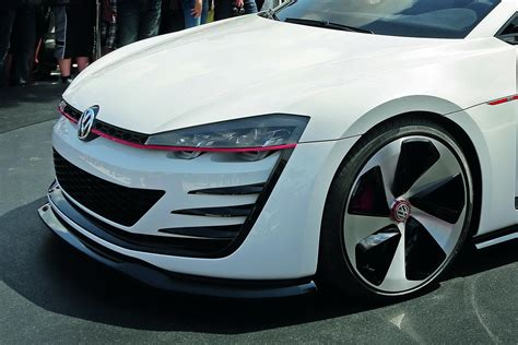 volkswagen gti wheels vw golf design vision gti concept pictures details video