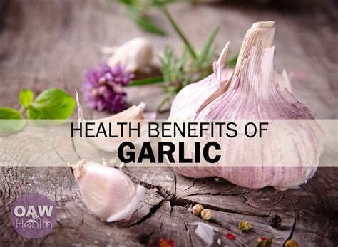 Garlic Detox Benefits by Health Benefits Of Garlic