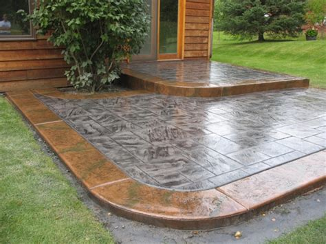 decorative concrete patio berkeley county west virginia decorative concrete