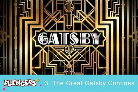 theme of education in the great gatsby great gatsby party theme following the release of the
