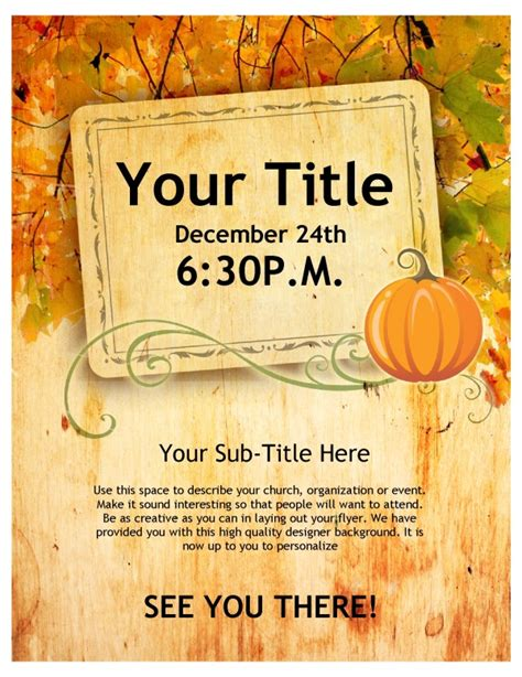 thanksgiving word template mens conference flyer design template flyer templates