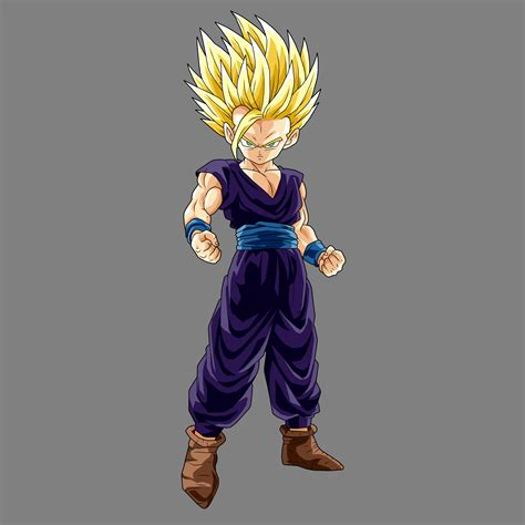 imagenes emotivas dragon ball dbz wallpapers hd gohan wallpapersafari