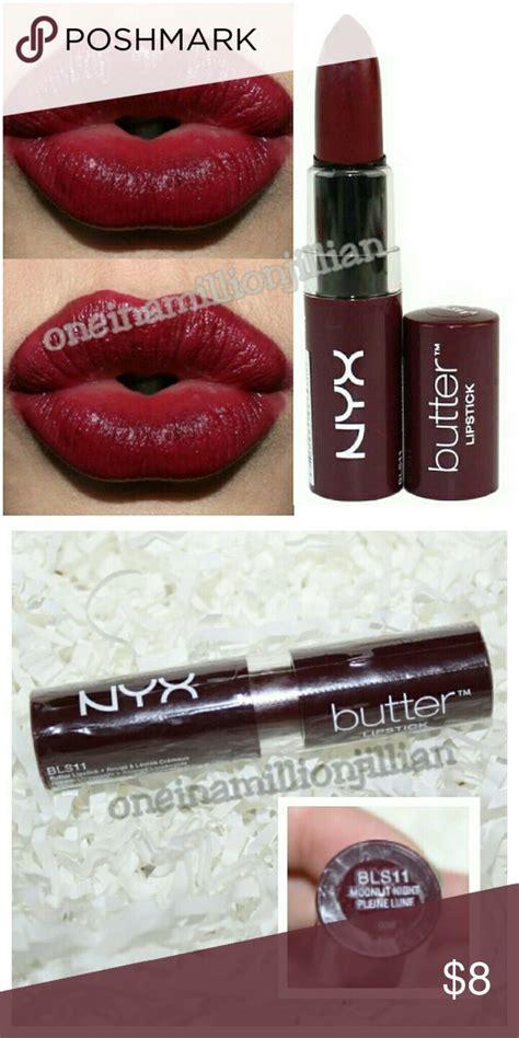 Nyx Butter Lipstik Nights 17 beste idee 235 n nyx butter lipstick op