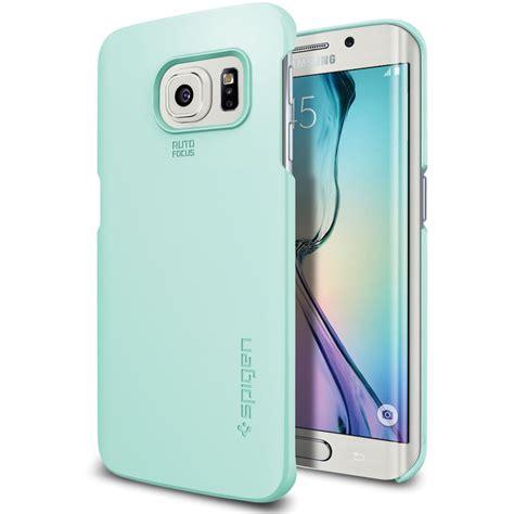 Funky Hardshell For Samsung Galaxy S6 Edge spigen thin fit for samsung galaxy s6 edge mint