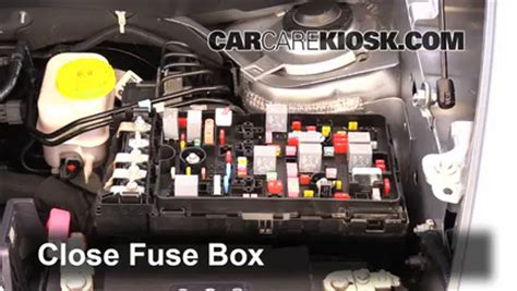 Blown Fuse Check 2014 2016 Jeep Cherokee 2014 Jeep