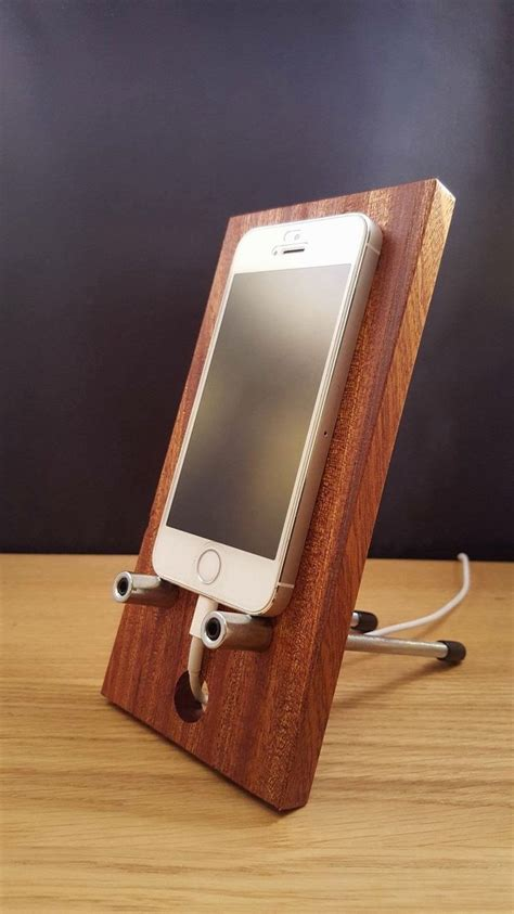 diy phone stand    easy   diy