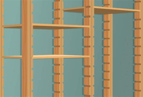 How To Build Utility Shelves At The Home Depot