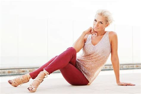 early modeling pictures of yolanda foster yolanda foster returns modeling rhobh star the real
