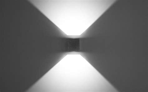 prisma illuminazione led lada da parete a led quasar 10 prisma