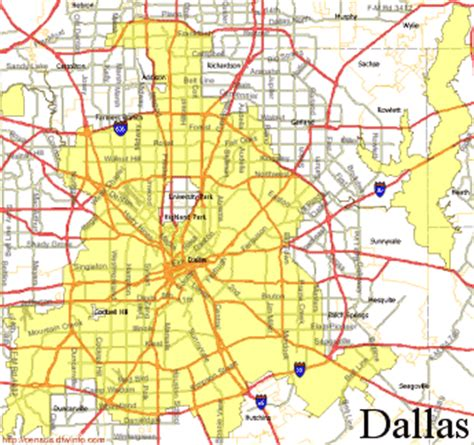 dallas texas city map homes for sale dallas texas pride realty