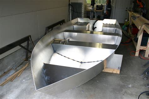 welded aluminum boat kits 16 foot 5m skiff utility metal boat kits