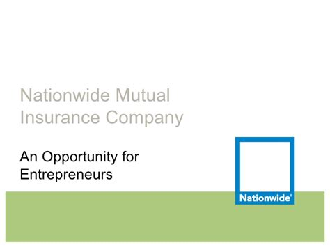 nationwide agency programs