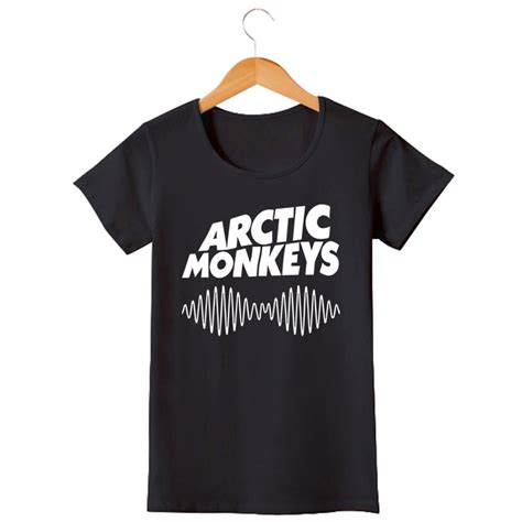 T Shirt Arctic 6 compra arctic monkeys camiseta al por mayor de