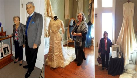 oaklands historic house museum quot wedding dresses through the decades quot now through march 2nd at oakland historic house