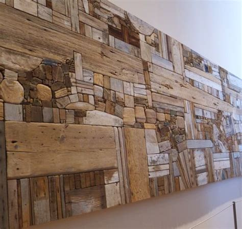 Wooden Wall Murals driftwood crafts picmia