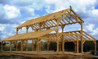 Octagon Log Homes Timber Frame Craftmanship Timber Frame Roof Structures