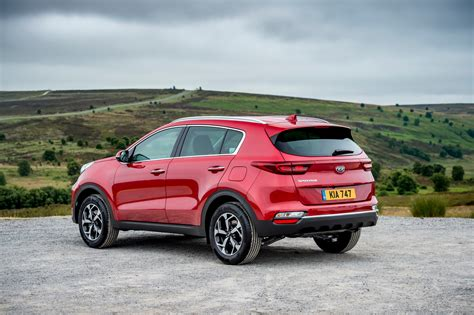 Kia Modelle 2019 by 2019 Kia Sportage Launched In The Uk Gains New Special