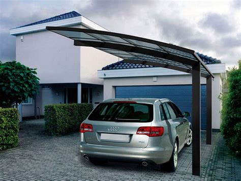 Metal Garage Canopy by Strong And Durable Aluminum Car Parking Shade Metal Frame
