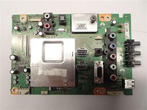 Mb Mainboard Tv Sony Klv 32r02a sony 55 quot kdl 55bx520 1 895 094 11 lcd board unit motherboard