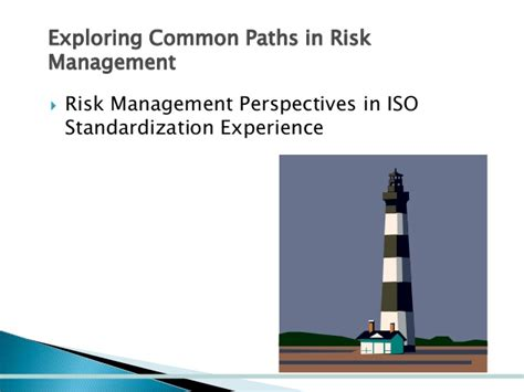 Mba In Risk Management Canada by Exploring Common Paths In Risk Management By Jan Mattingly
