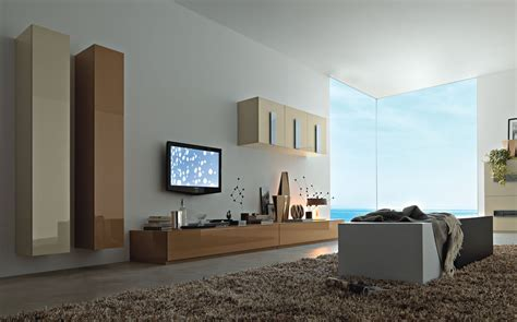modern wall unit designs modern italian lcd black wall unit design ipc217 lcd tv