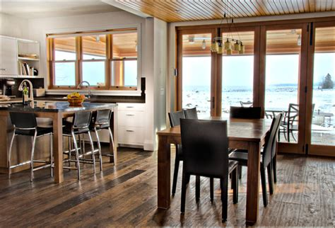 lake house dining room ideas thornbury lake house transitional dining room other metro