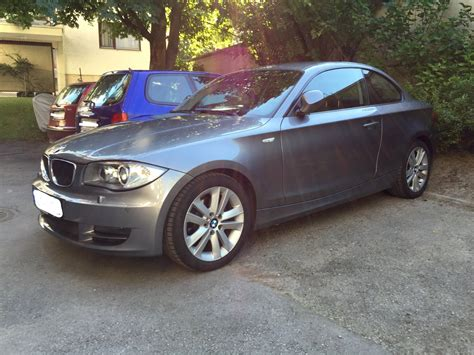 Bmw 1er Coupe Diesel by Spacegraues Diesel Coupe Bmw 1er 2er Forum Community
