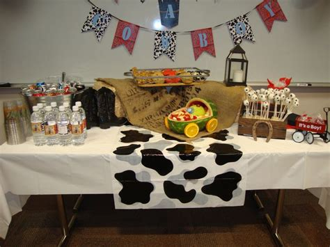 themes in dreaming black boy western theme baby shower it s a cowboy my events