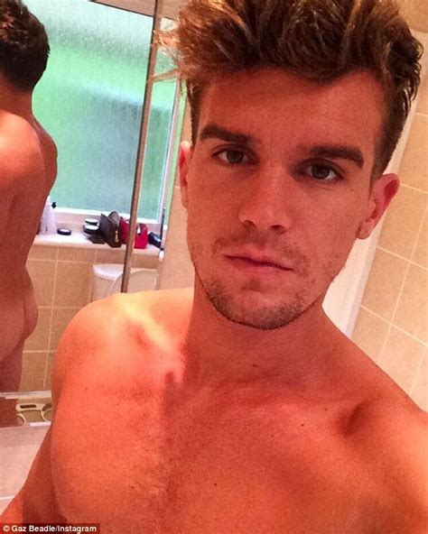 gary beadle geordie shore will make me a millionaire by geordie shore s gaz beadle shares a bum selfie on