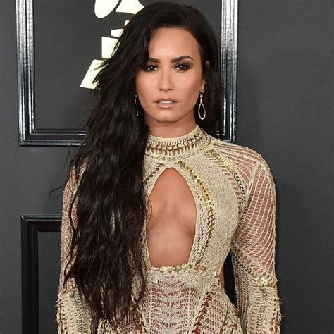 demi lovato grammy awards 2018 katy perry skip marley introduce chained to the rhythm to