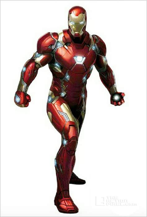 bleeding edge product announcement hot toys civil war iron man mkxlvi