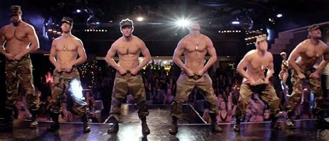 we became male strippers magic more naked magic mike guys