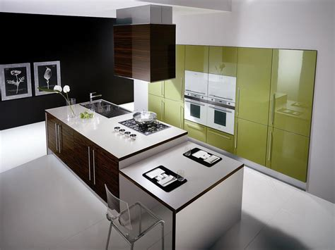 kitchen design modern decobizz