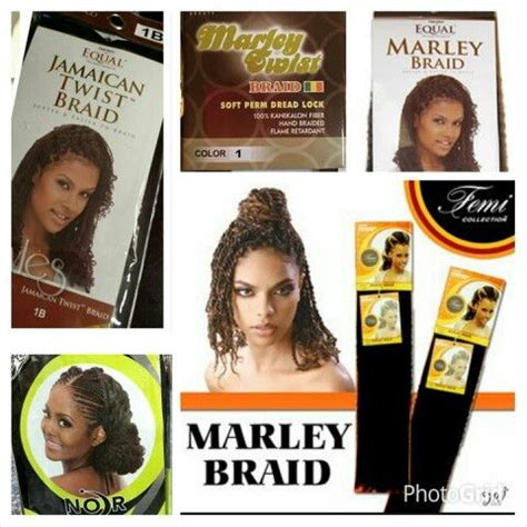 whats the best brand of marley hair for crochet braids my preferred and most often used brands of marley braid