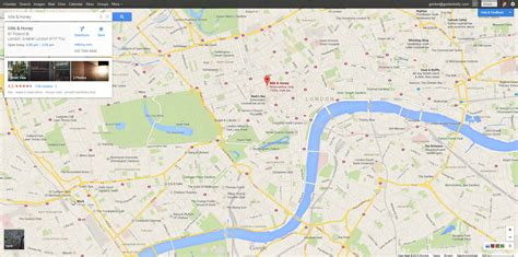 google images london google london map