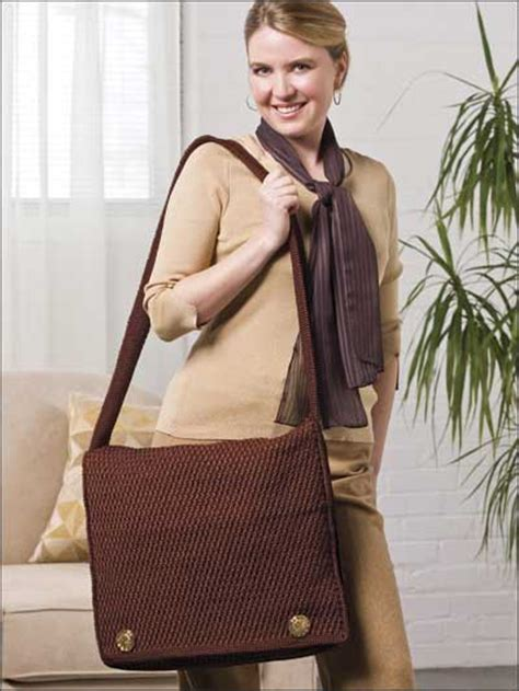 crochet patterns messenger bags free 29 crochet bag patterns guide patterns