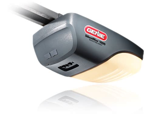 Genie Silentmax 1000 Garage Door Opener Manual by Silentmax 1000 Model 3042 Genie Retail Line Garage Door