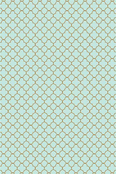 gold quatrefoil wallpaper pattern phone wallpapers group 69
